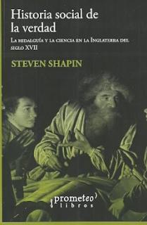 HISTORIA SOCIAL DE LA VERDAD
