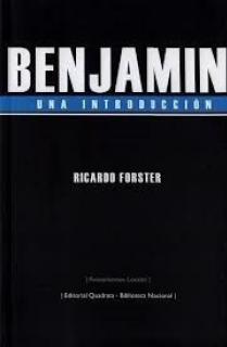 BENJAMIN UNA INTRODUCCIÓN