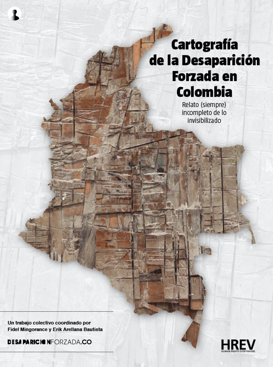 Cartografía de la Desaparición Forzada en Colombia