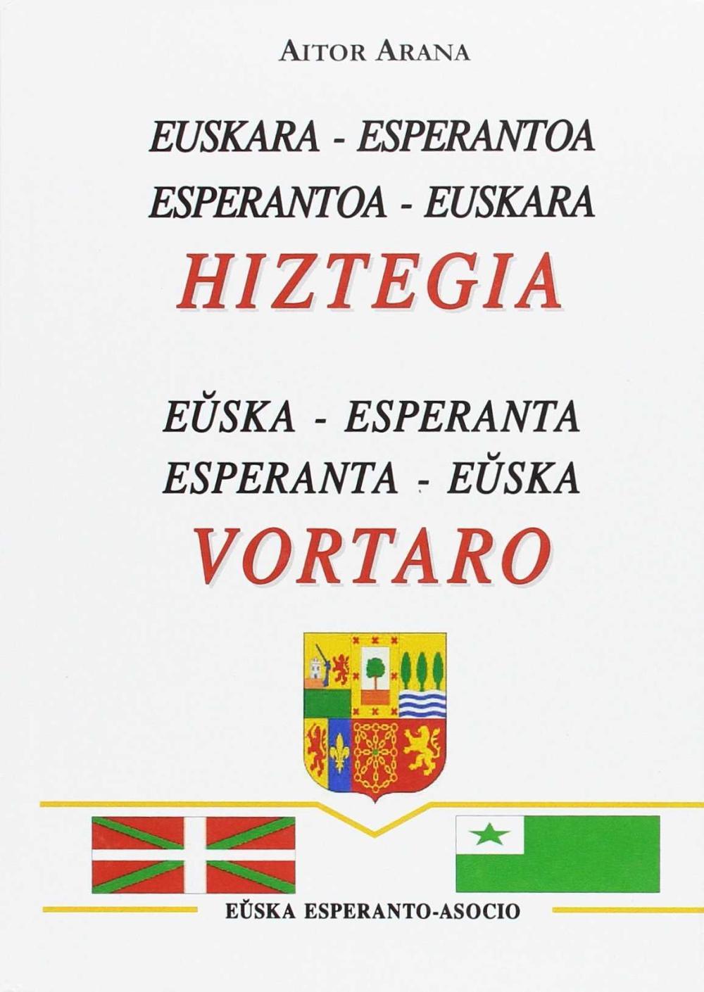 HIZTEGIA EUSKARA-ESPERANTO VORTARO