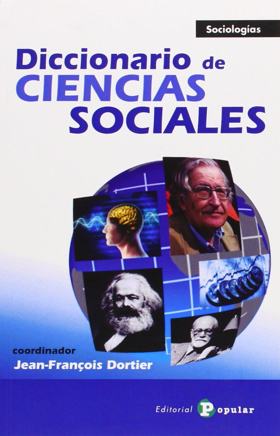 DICCIONARIO DE CIENCIAS SOCIALES