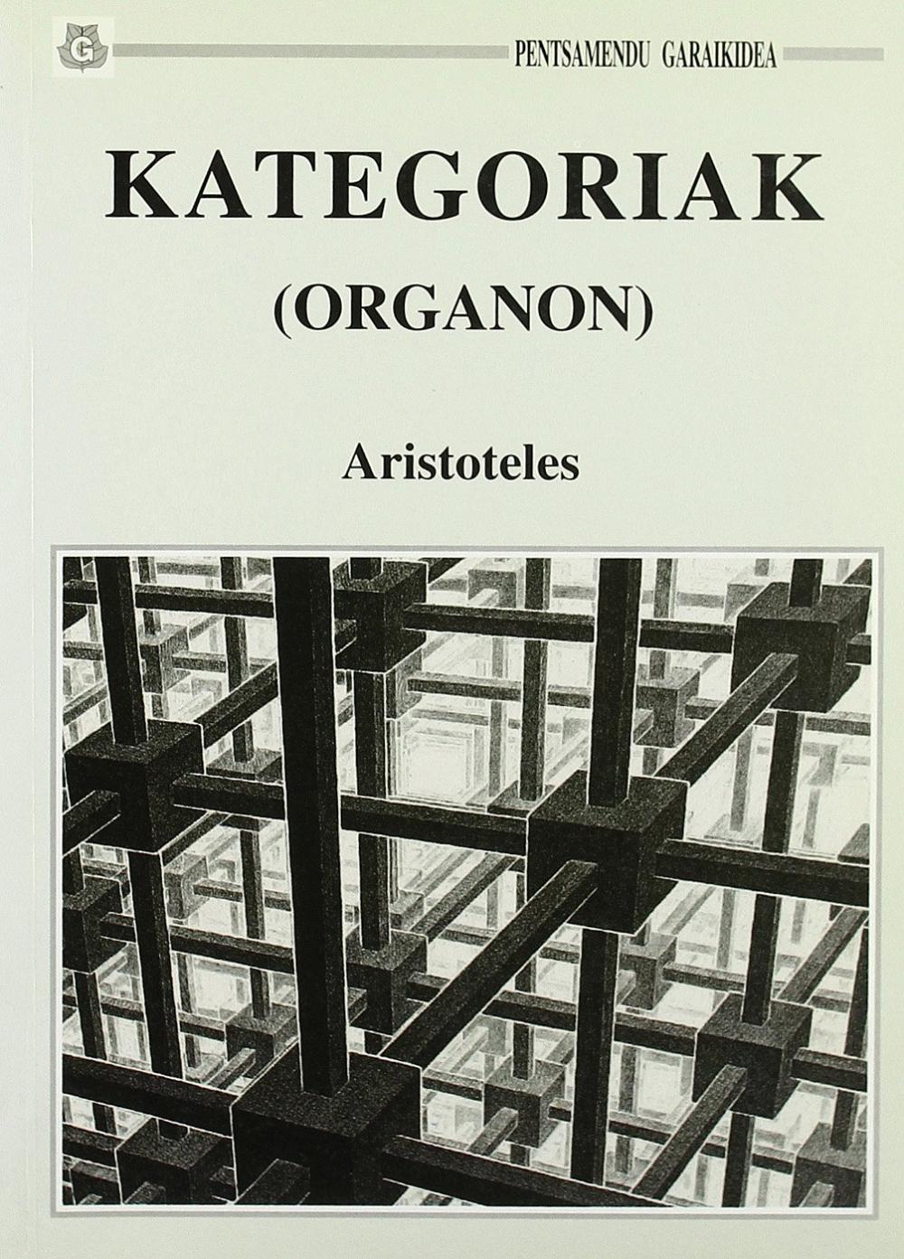 KATEGORIAK = ORGANON