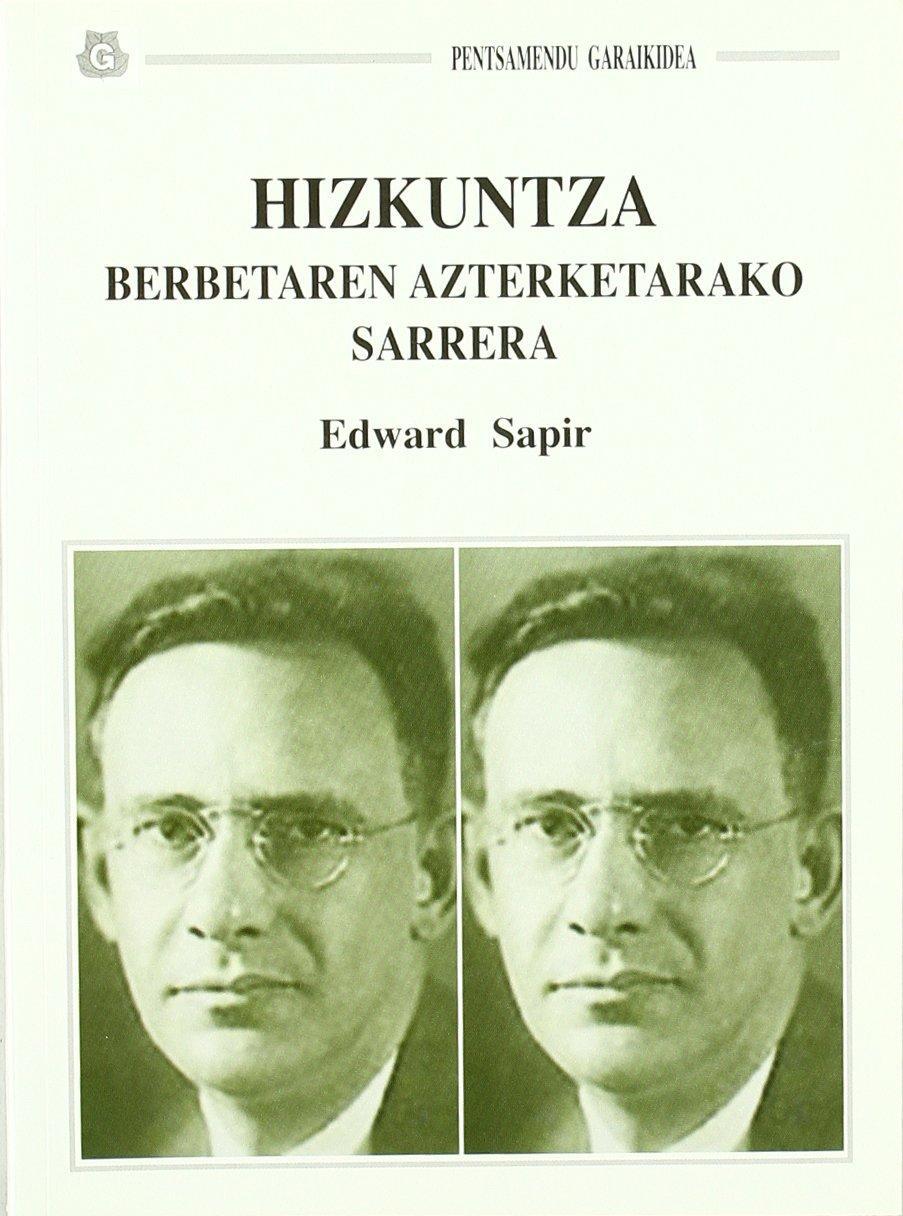 HIZKUNTZA BERBETAREN AZTERKETARAKO SARRERA