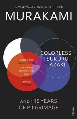 COLORLESS TSUKURU TAZAKI AND HIS YEARS