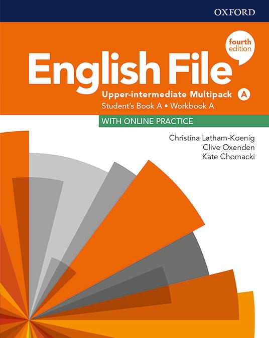 English File 4th Edition Upper-Intermediate. Student's Book Multipack A