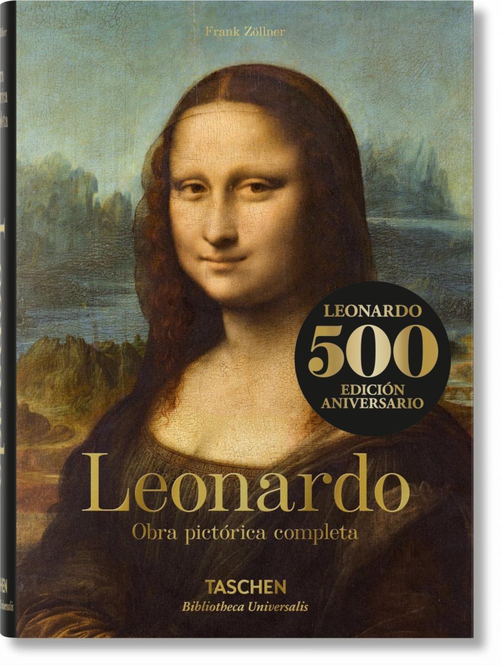 Leonardo da Vinci. Obra pictórica completa