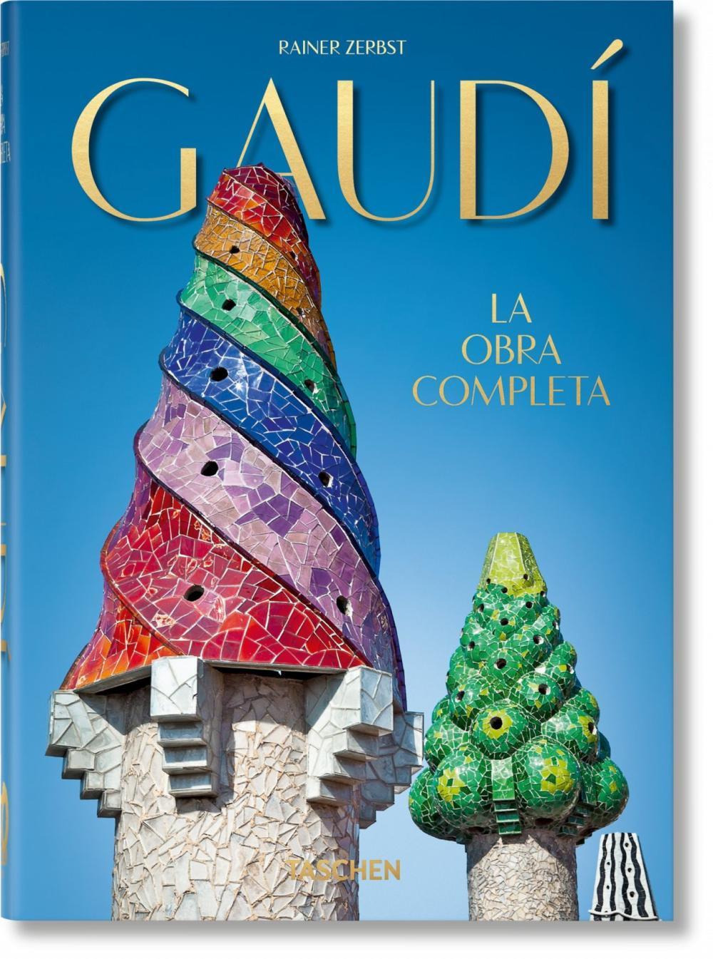 Gaudí. La obra completa – 40th Anniversary Edition