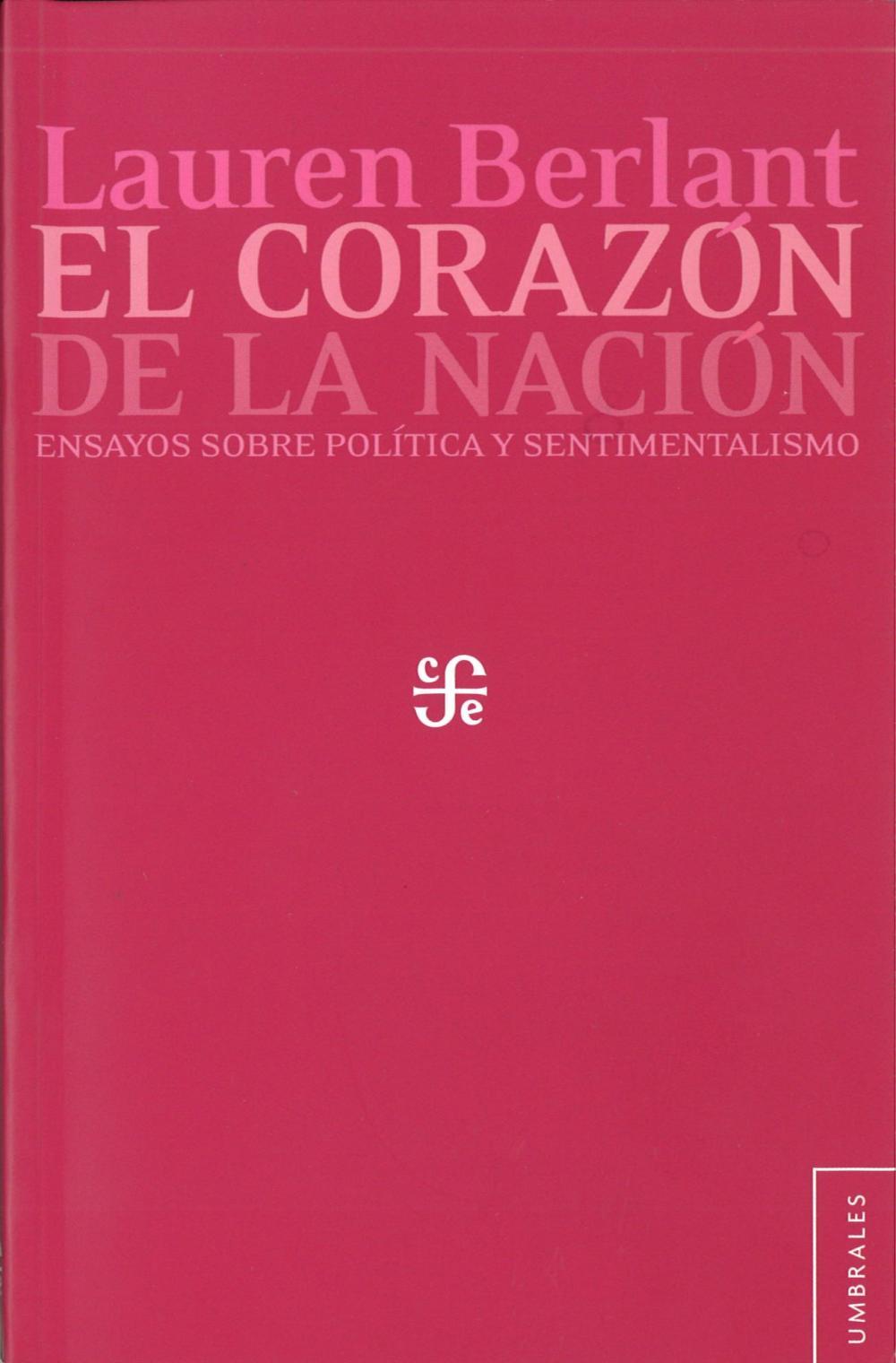 EL CORAZÓN DE LA NACIÓN