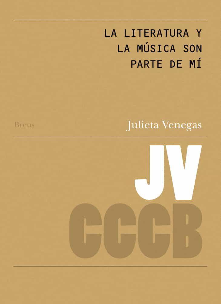 La literatura y la música son parte de mi /  Literature and music are part of me