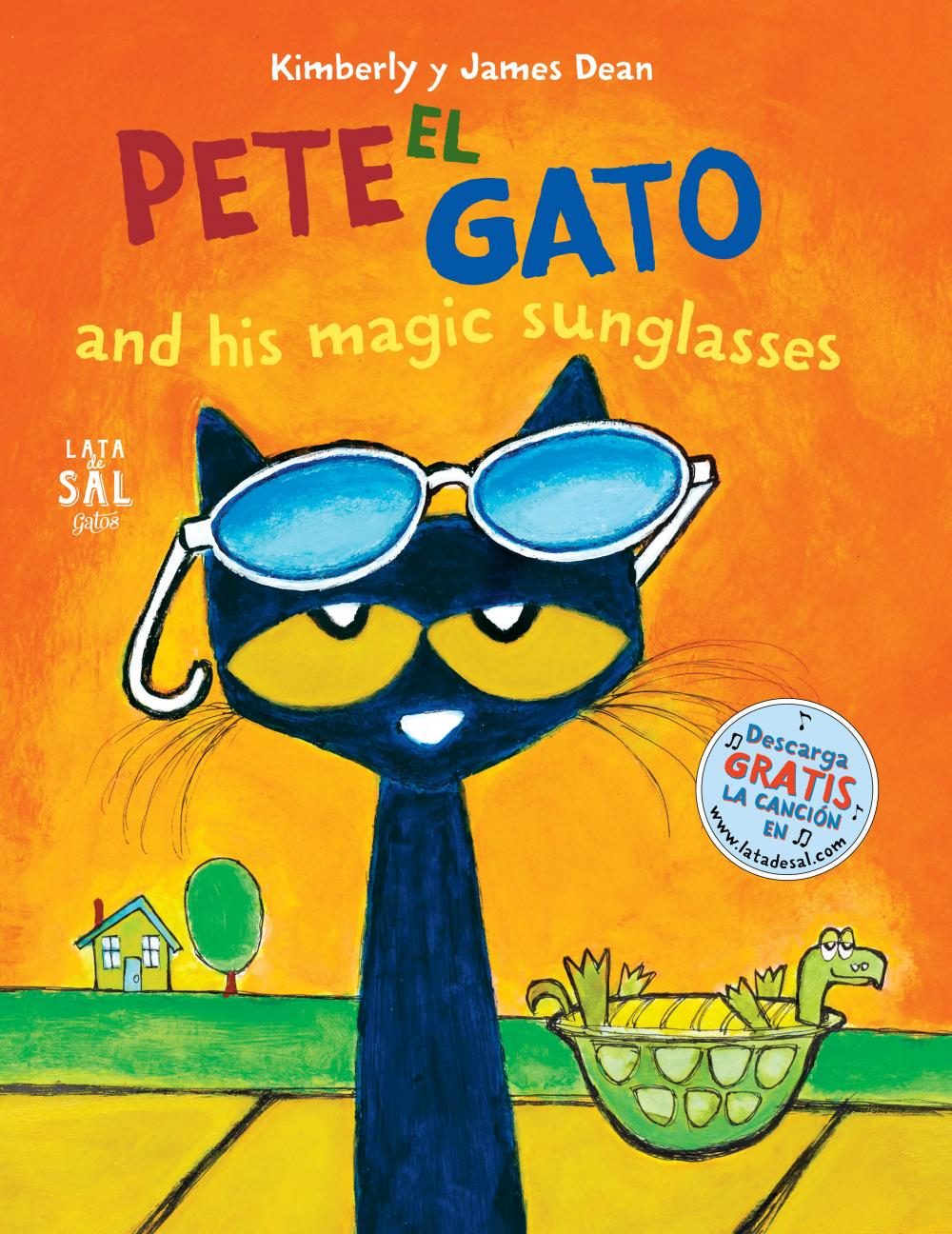 Pete el gato and his magic sunglasses