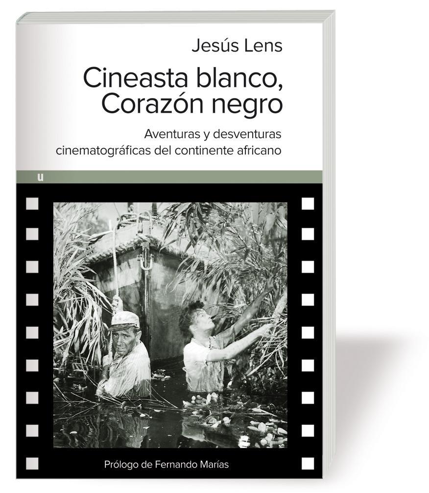 CINEASTA BLANCO CORAZON NEGRO