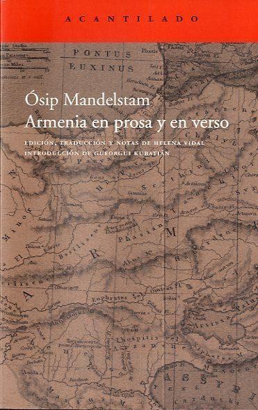 Armenia en prosa y verso