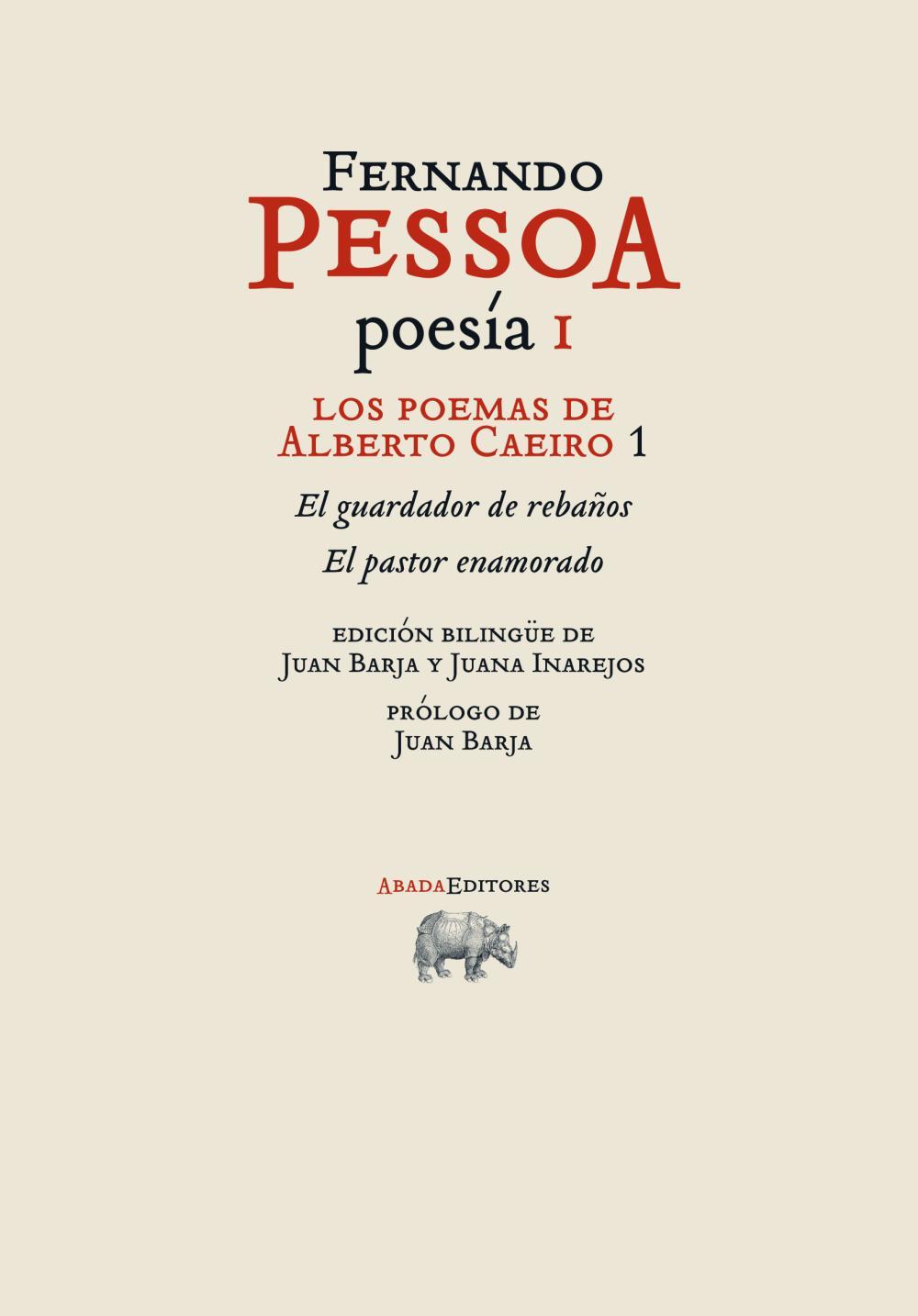 Los poemas de Alberto Caeiro 1