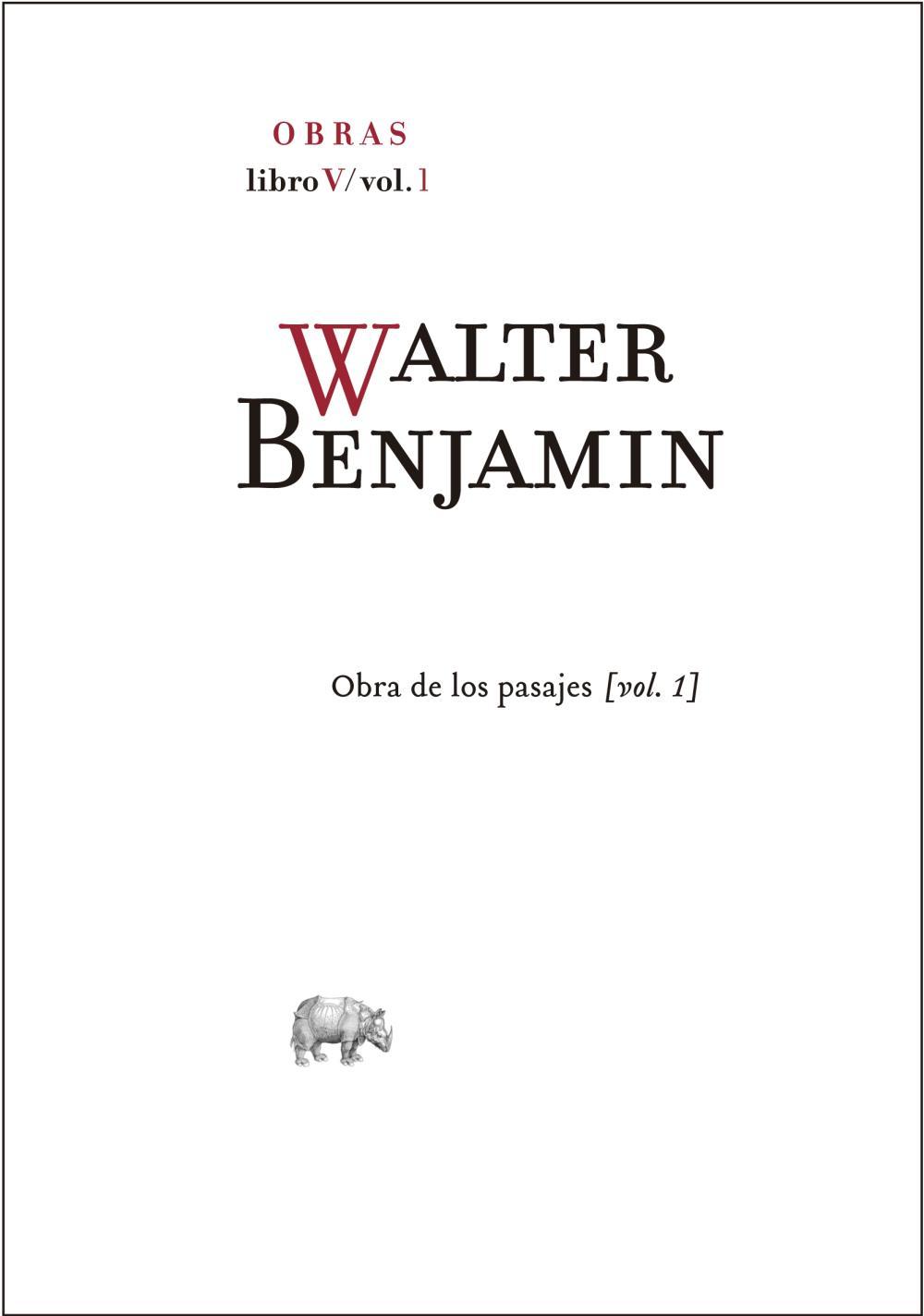 Obra completa. Libro V/vol. 1