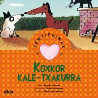 Koxkor kale-txakurra