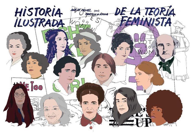 HISTORIA ILUSTRADA DE LA TEORÍA FEMINISTA