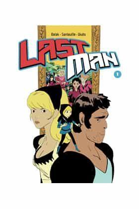 LAST MAN 01