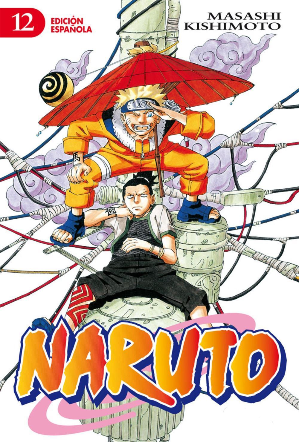 Naruto nº 12/72