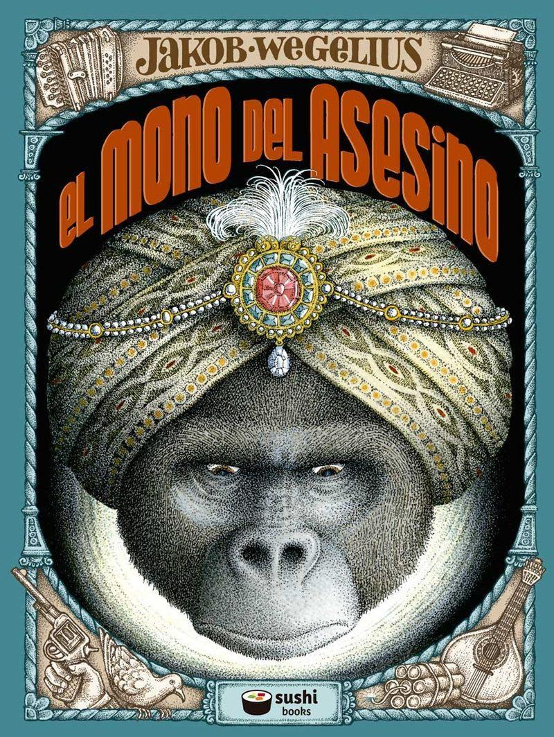 El mono del asesino