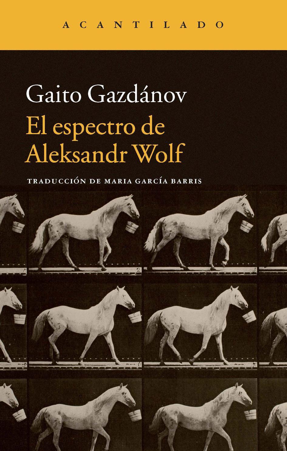 El espectro de Aleksandr Wolf