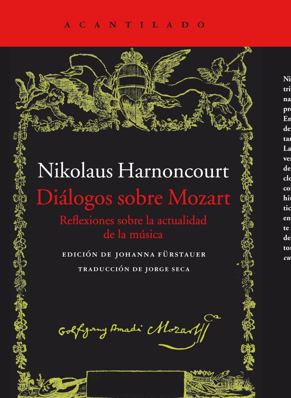 Diálogos sobre Mozart