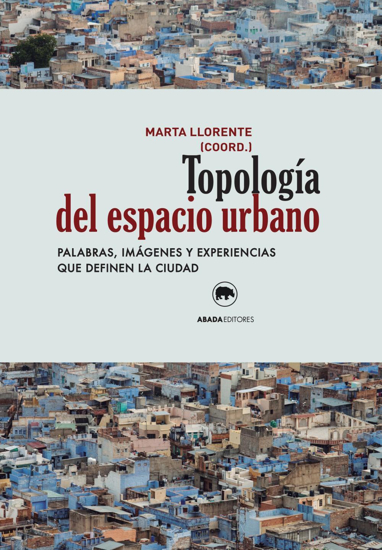 Topología del espacio urbano