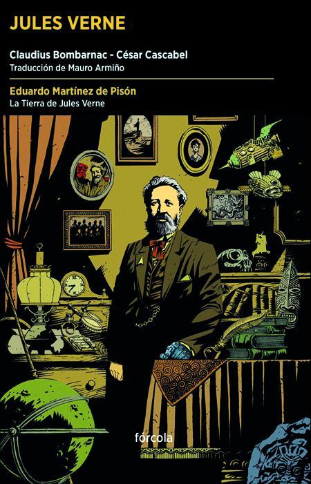 Pack Jules Verne