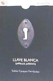 LLAVE BLANCA