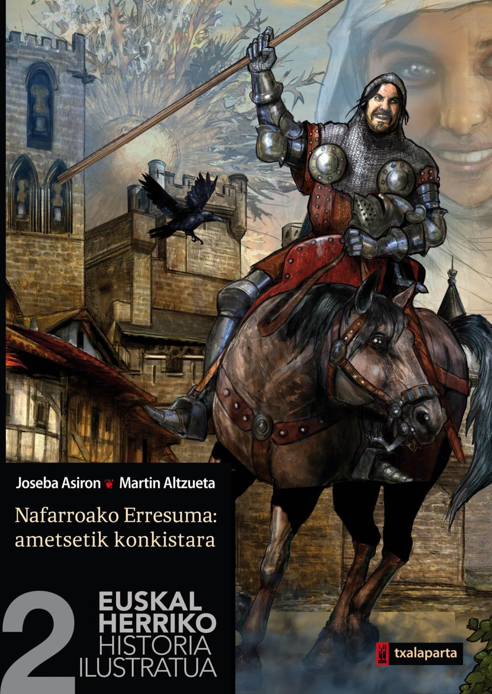 Euskal Herriko historia ilustratua II