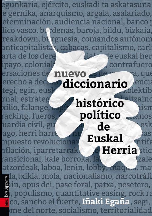Nuevo diccionario histórico-político de Euskal Herria