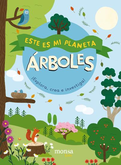 Este Es Mi Planeta – ÁRBOLES