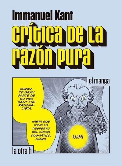 LA CRITICA DE LA RAZON PURA (MANGA)