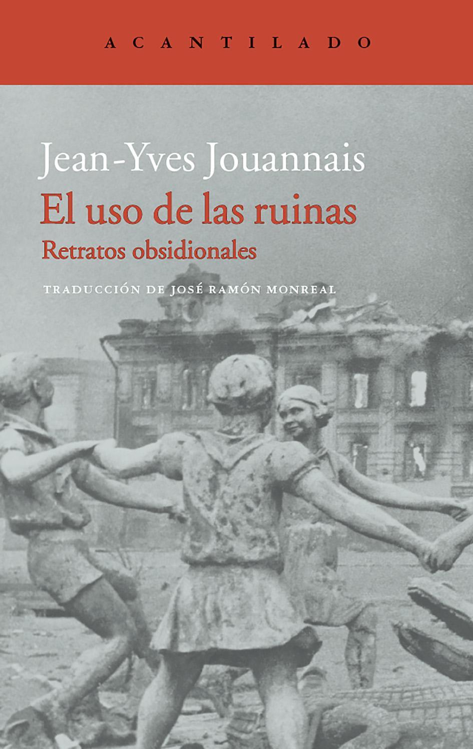 El uso de las ruinas