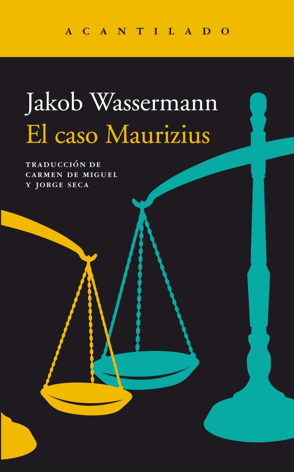 El caso Maurizius