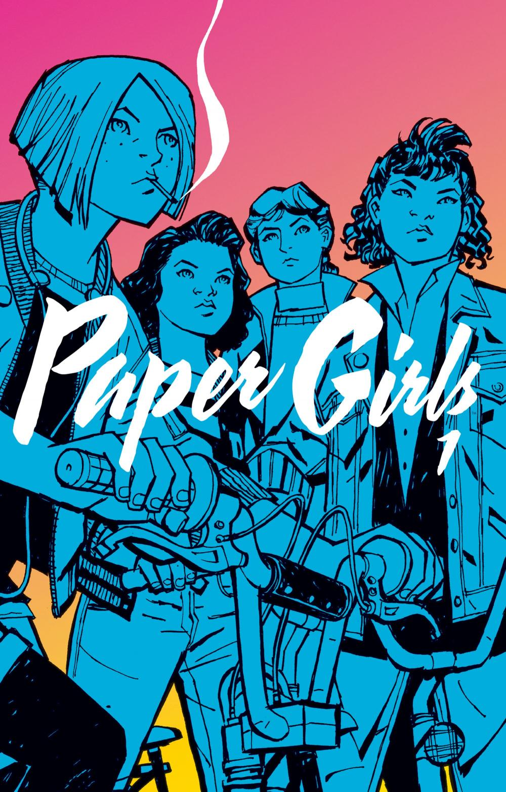 Paper Girls (tomo) nº 01/06
