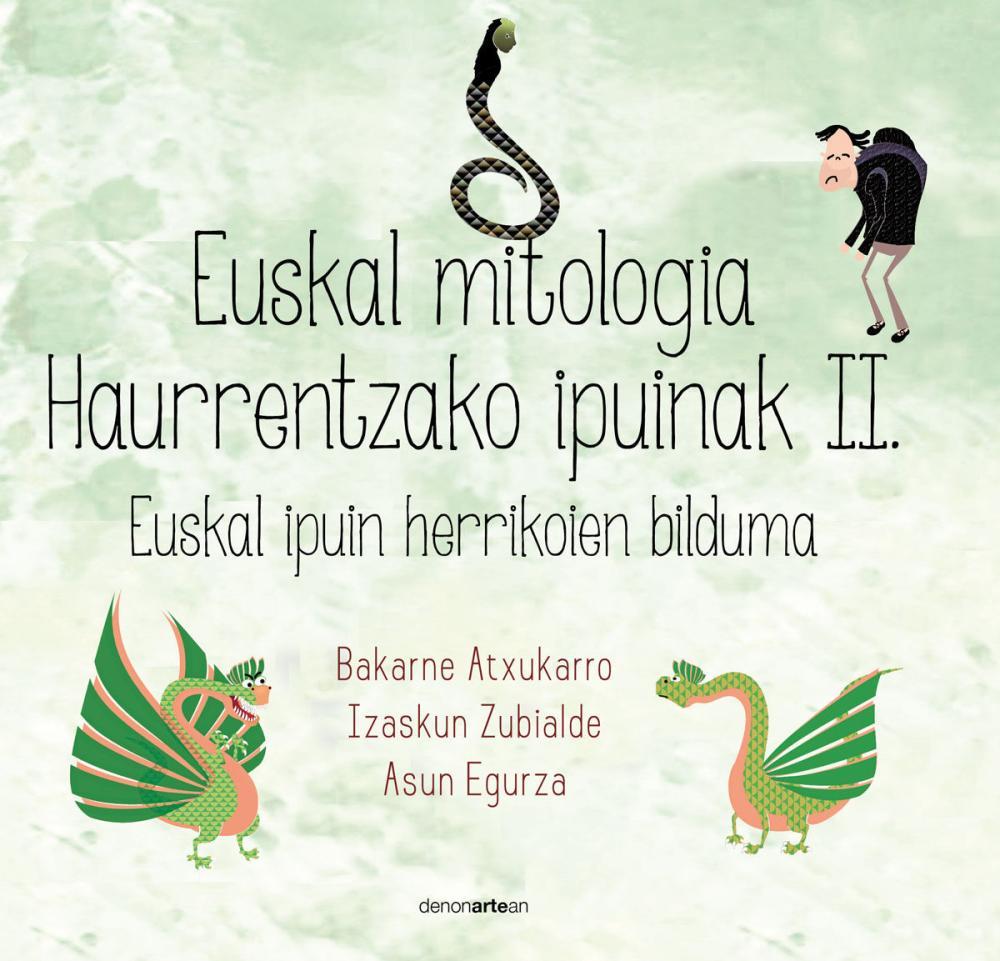 Euskal mitologia II