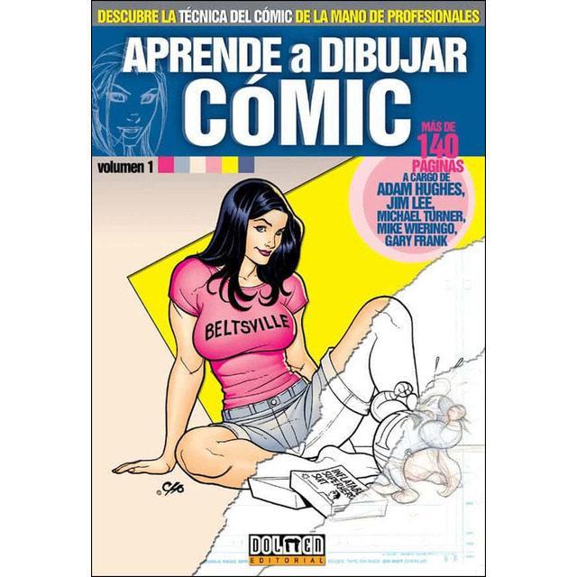 APRENDE A DIBUJAR CÓMIC 01
