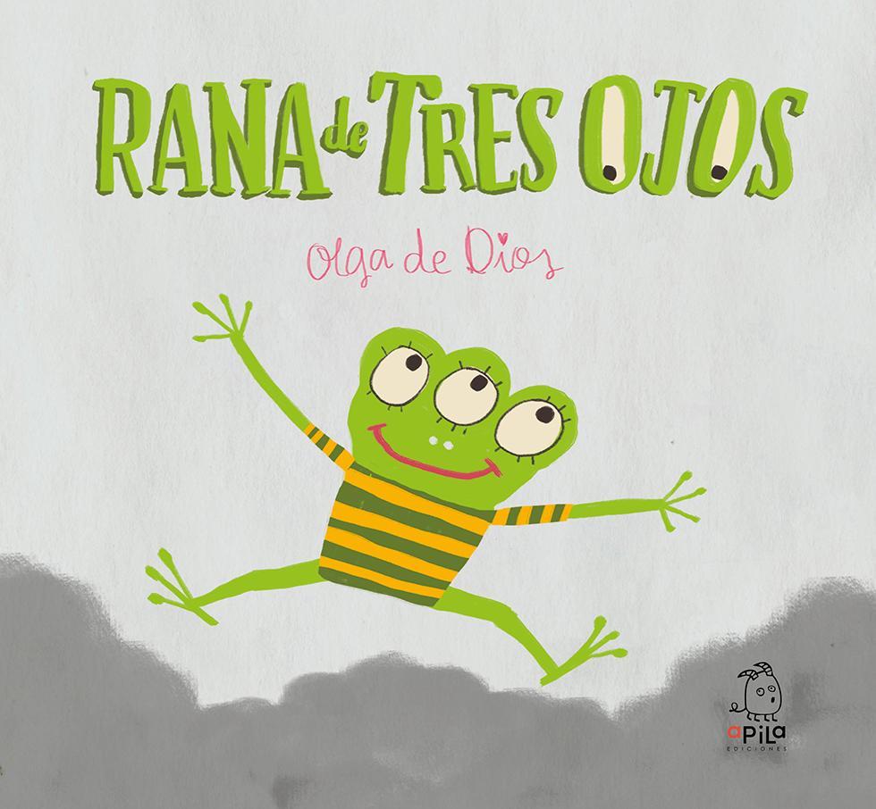 Rana de Tres Ojos