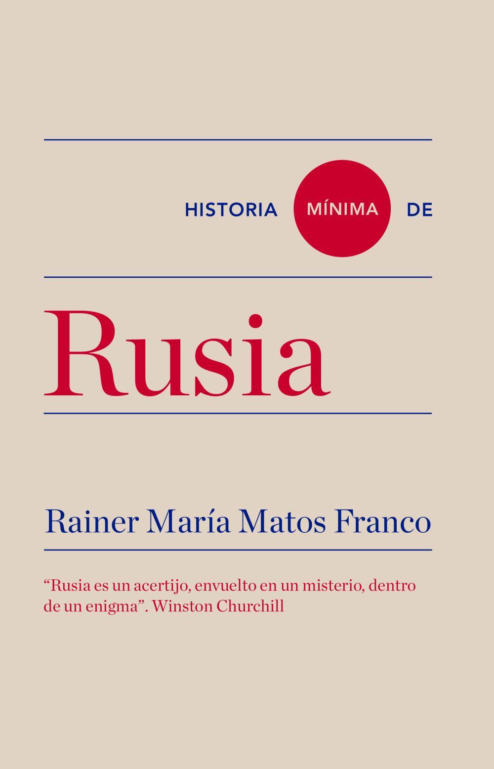 Historia mínima de Rusia