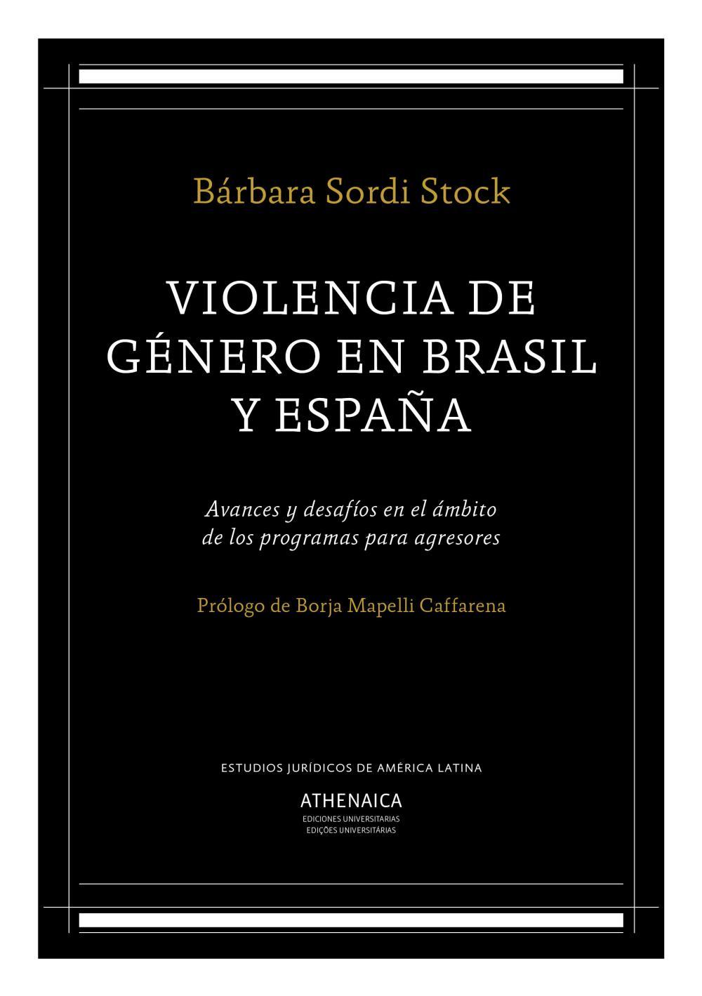 Violencia de género en Brasil y España
