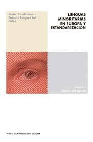 Lenguas minoritarias en Europa y estandarización