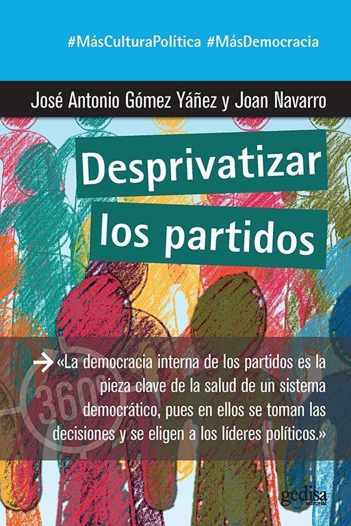 Desprivatizar los partidos