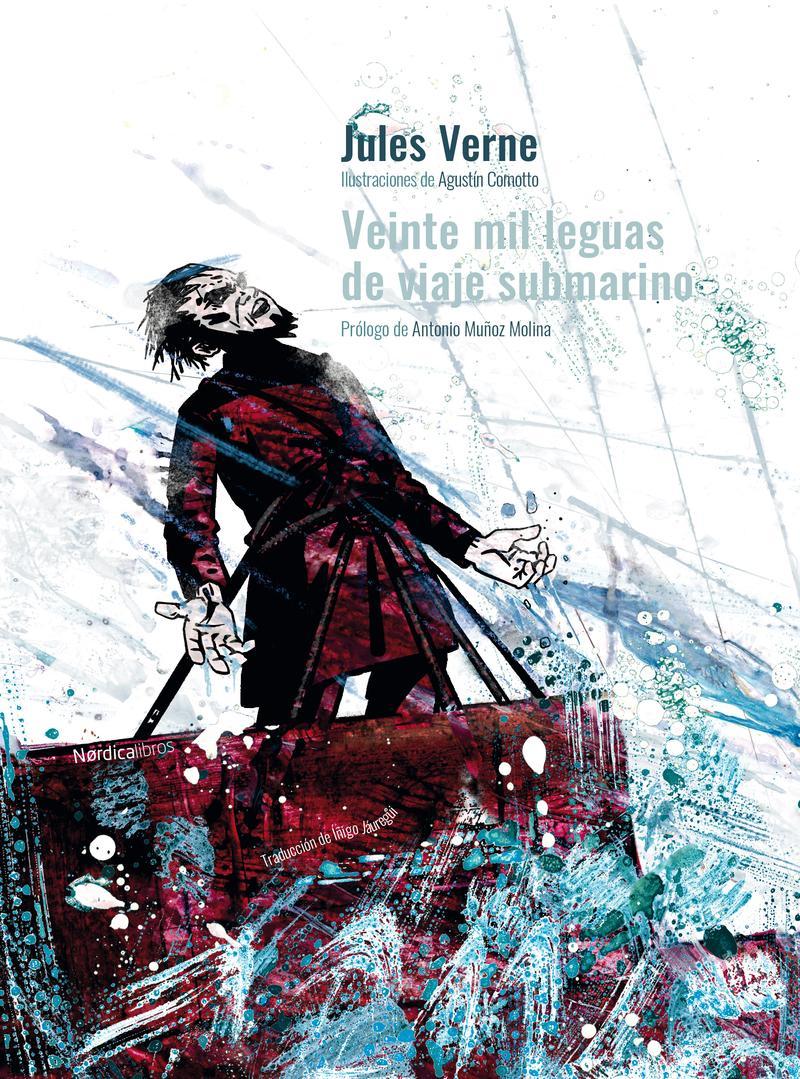 Veinte mil leguas de viaje submarino. Ed. Cartoné. 2020