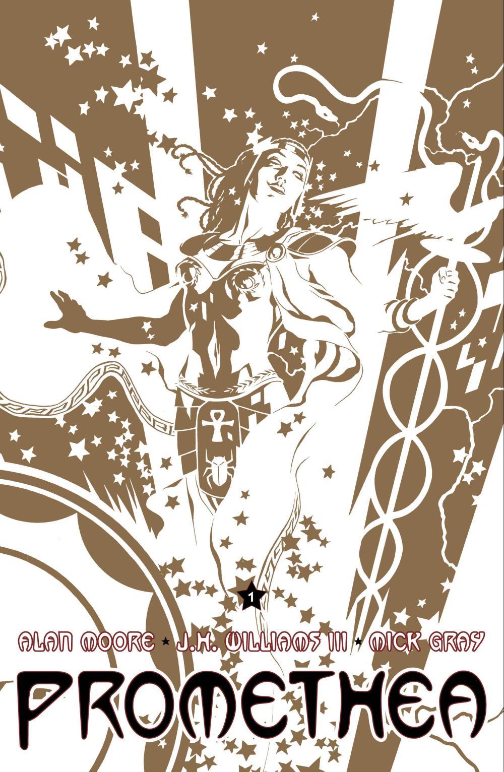 Promethea (Edición Deluxe) vol. 1 de 3