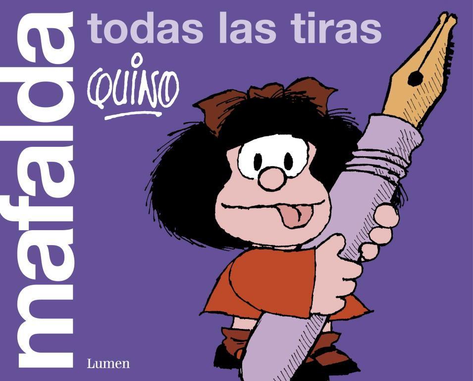 Mafalda. Todas las tiras (edición limitada)