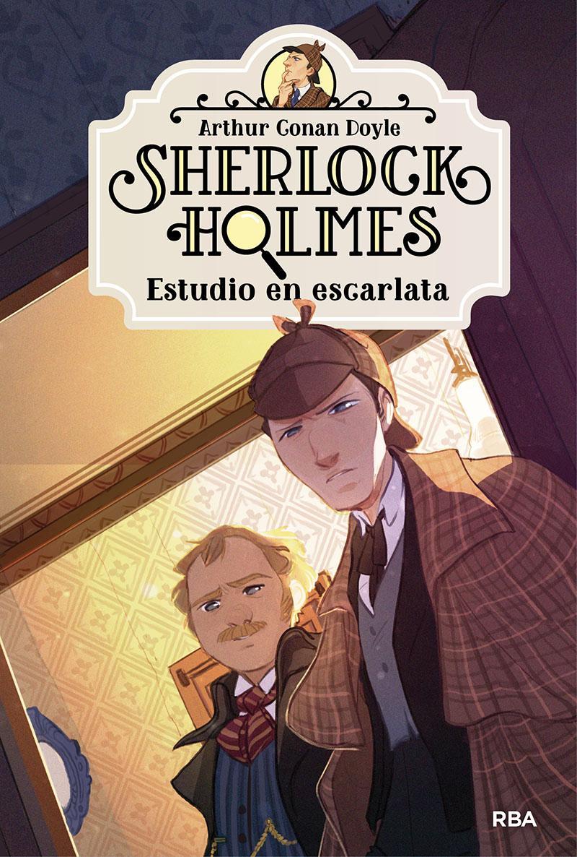 Sherlock Holmes 1. Estudio en escarlata