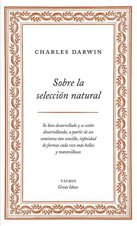 Sobre la selección natural