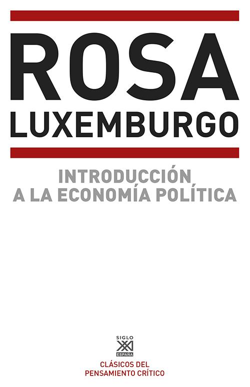 Introducción a la economía política