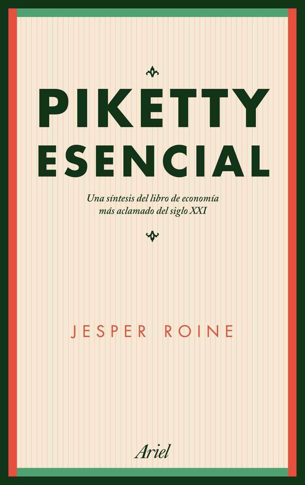 Piketty esencial