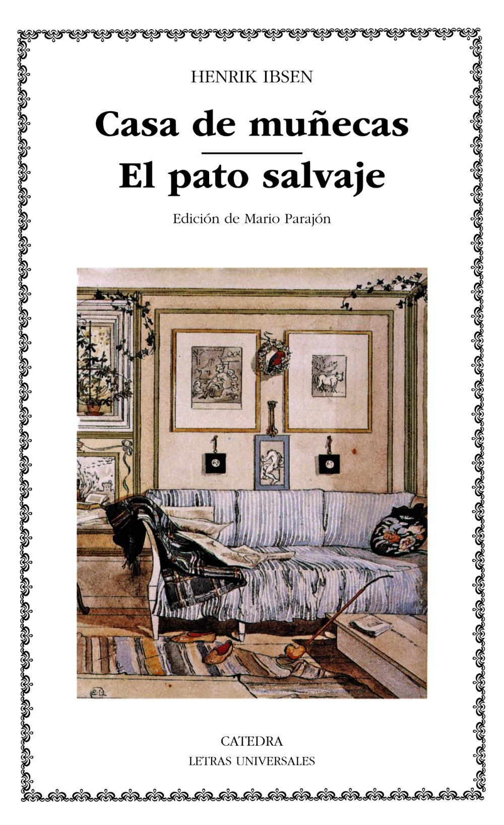 CASA DE MUÑECAS  EL PATO SALVAJE